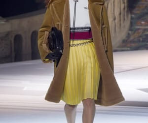 Louis Vuitton and runway image