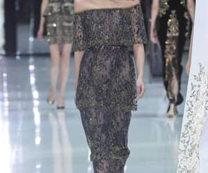 catwalk, fall, and fashion image