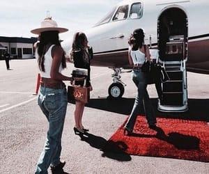fashion, travel, and model image