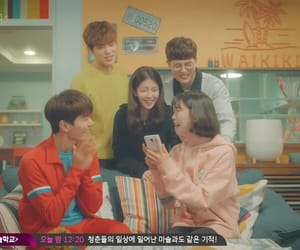 kdrama, go go waikiki, and laughter in waikiki image