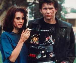 Heathers, winona ryder, and christian slater image