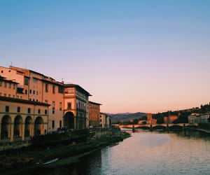 canal, europe, and florence image