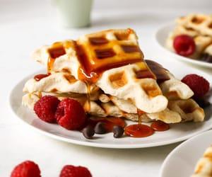 berries, breakfast, and cozy image