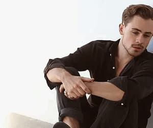 gif, dacre montgomery, and stranger things image