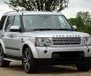 landrover and discovery3 image