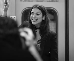 smile, dua lipa, and dua image