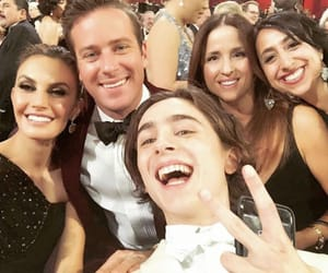 happy family, oscars, and elizabeth chambers image
