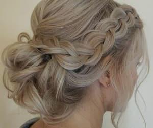 beauty, fashion, and ash blonde image