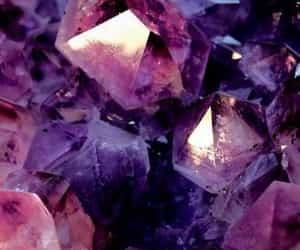 purple, stone, and mineral image