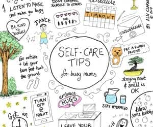 selflove, help yourself, and self care image