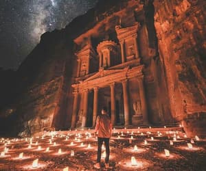 history, jordan, and petra image