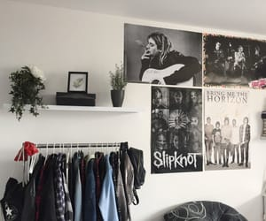 aesthetic, bmth, and metal image