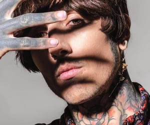 bmth, dropdead, and oliversykes image
