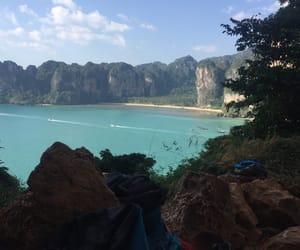 beach, beauty, and paradise image