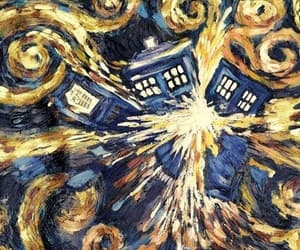 article, show, and the tardis image