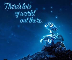 disney, wall-e, and quote image