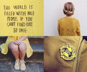 aesthetic, girl, and harry potter image