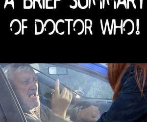 doctor who, funny, and art image