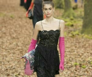 chanel, kaia gerber, and fashion image