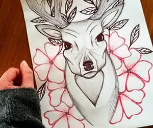 animal, art, and artistic image