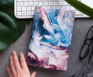 book, desktop, and travel image
