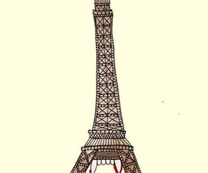 background, eiffel, and wallpaper image