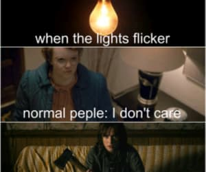 meme and stranger things image
