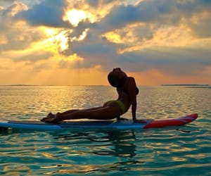 surf and yoga image