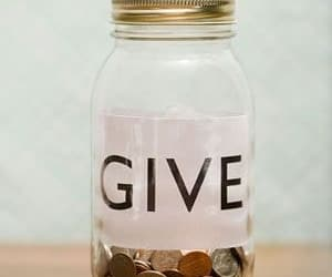 charity and give image