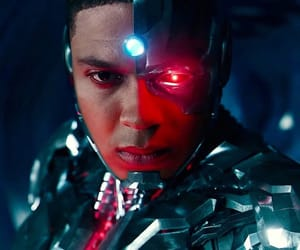 cyborg, DC, and victor stone image