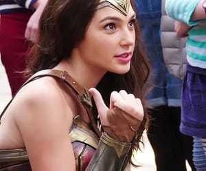 DC, wonder woman, and justice league image