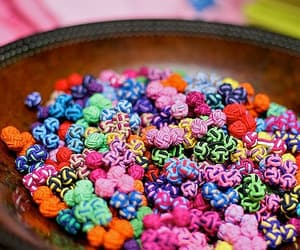 bowl, colourful, and explored image