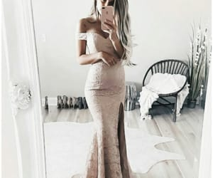 aesthetic, dress, and fashion image