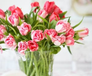 bouquet, flower, and flowers image