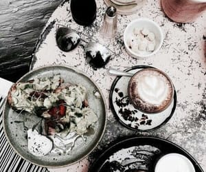 food, coffee, and chic image