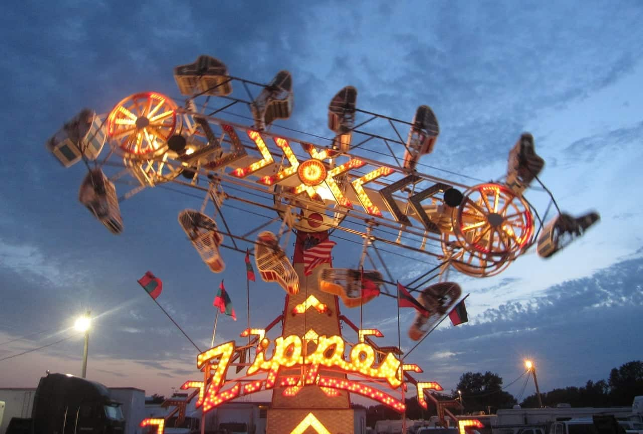 article, friends, and carnival image