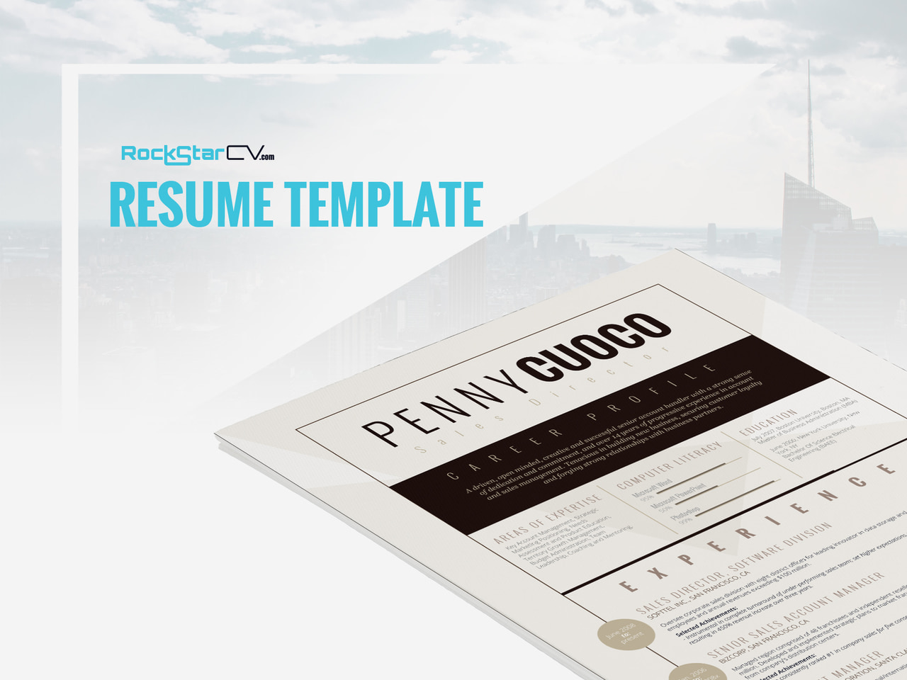 article and resume image