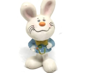 easter bunny, etsy, and easterbunny image