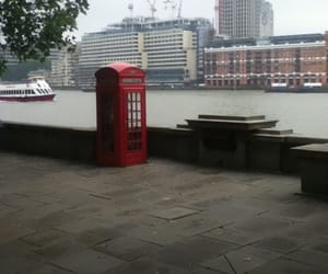 london, photography, and river thames image