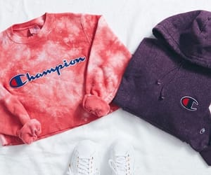 champion, cropped, and fashion image