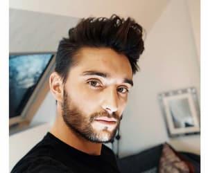 beard, man, and crush image
