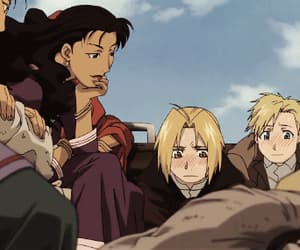 gif, edward elric, and movie image