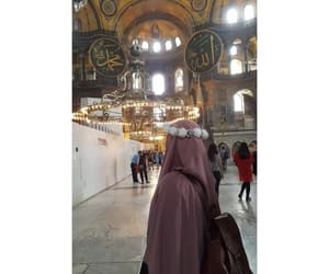 arabic, hijab, and moroccan image