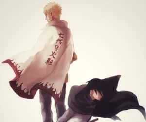 naruto, sasuke, and uzumaki image