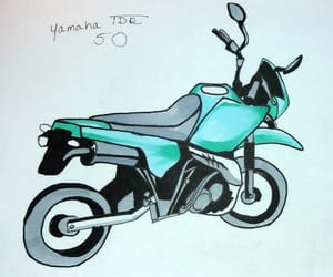art, YAMAHA, and tdr image