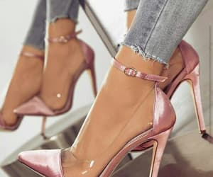 beautiful, heals, and style image