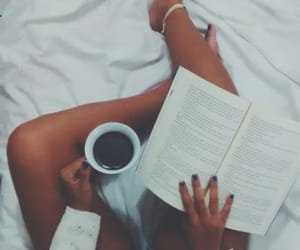 girl, read, and tumblr image