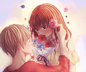 anime, romance, and manga shoujo image