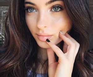 brown hair, fashion, and girl image