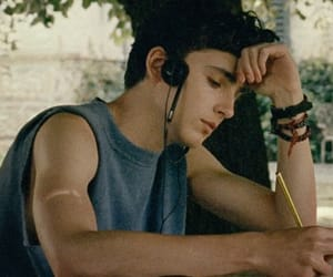 book, movie, and call me by your name image